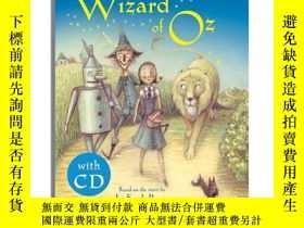 二手書博民逛書店The罕見Wizard of Oz (Book+CD)Y428012 Rosie Dickins(羅西·狄更斯
