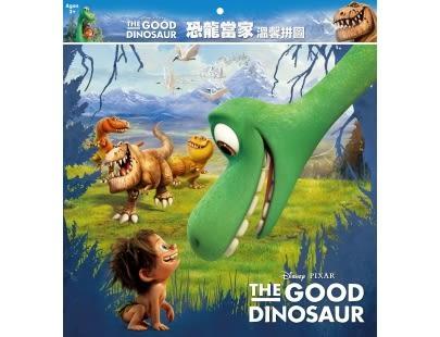 恐龍當家 溫馨拼圖B