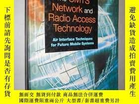 二手書博民逛書店The罕見UMTS Network and Radio Acce