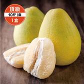 【鮮食優多】清泉 麻豆30年老欉頂級文旦10斤裝1盒(好評預購中!!30年老欉,柚香多汁)