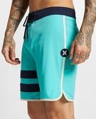 Hurley M HRLY PHNTM BP SOLID BDST 18 COOL GREY 海灘褲-PHANTOM