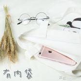 文件袋拉鏈帆布韓國風小清新學生手提文具袋拎書袋可愛裝書作業包 道禾生活館