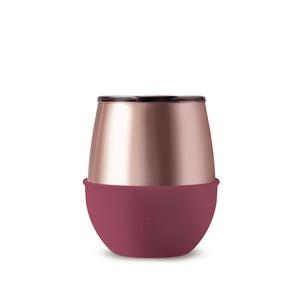 【HYDY】優雅蛋型杯 桑格莉亞-蜜粉金 (240ml)