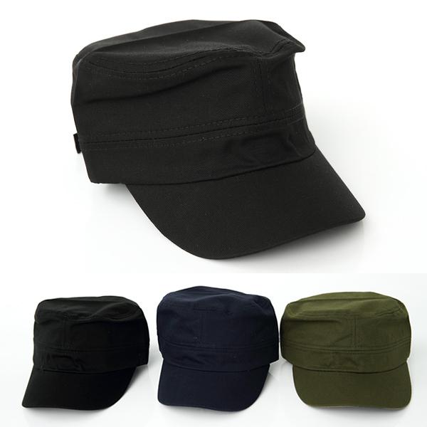 軍帽 超帥軍裝風格素色帽子 遮陽防曬【NH278】