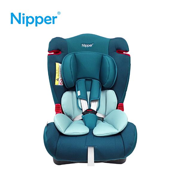 【Nipper】All-in-One 0-7歲安全座椅- 藍色