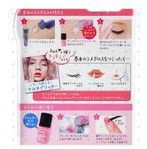 【KP】閃亮亮粉凝膠組 日本 GRITTER 粉藍粉紅 兩色 眼影 唇膏 腮紅 指甲 多用途 閃亮動人 7ml
