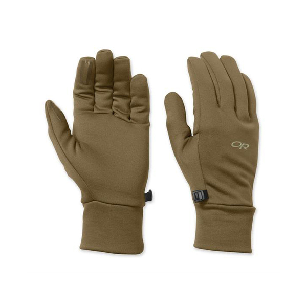 [OUTDOOR RESEARCH] (男) PL 100 Gloves 彈性保暖手套 棕 (OR70722-014XL)