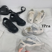 【YPRA】女生小白鞋 休閒老爹鞋女百搭運動鞋
