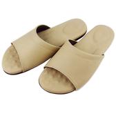 HOLA 健康機能乳膠拖鞋 卡其 XL