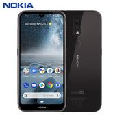 Nokia 4.2 雙主鏡頭八核心智慧手機-黑【愛買】