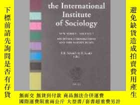 二手書博民逛書店Societies,罕見Corporations and the Nation StateY405706 Er