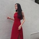 [超豐國際]復古chic風氣質修身顯瘦下...