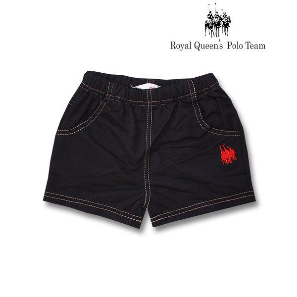 微笑棉短褲*2色/RQ POLO /小童/春夏童裝[35029]