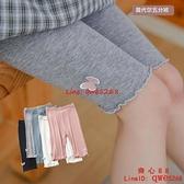 【買一送一】女童五分褲打底褲女褲子夏薄款安全褲中褲七分【齊心88】