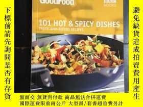 二手書博民逛書店Good罕見Food 101 Hot & Spicy Dishe