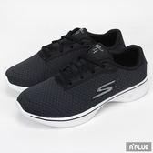 Skechers 女 GO WALK 4  走路(健走)鞋- 14175BKW