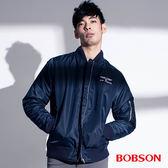 BOBSON  男款飛行夾克(35035-53)