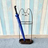雨傘架 招財貓鐵藝家用雨傘架掛折疊傘收納架放傘桶傘架子酒店大堂可愛