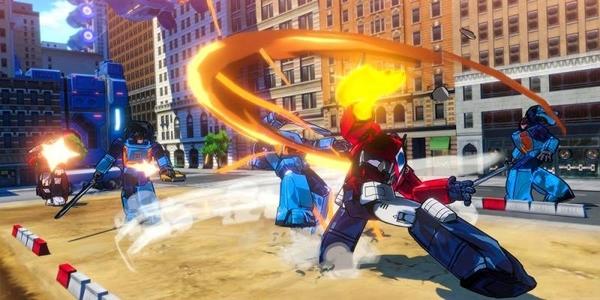 PS4 變形金剛:毀滅行動 英文版