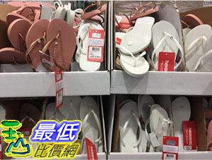 [COSCO代購] C1313894 HAVAIANAS LADIES SLIPPERS 女人字拖鞋 美國尺寸:35/36-39/40