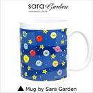 客製 手作 彩繪 馬克杯 Mug 手繪 微笑 星球 太空  咖啡杯 陶瓷杯 杯子 杯具 牛奶杯 茶杯