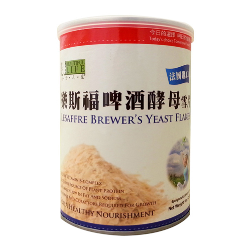 『美好人生』樂斯福啤酒酵母雪片 (255g/罐)【屈臣氏】