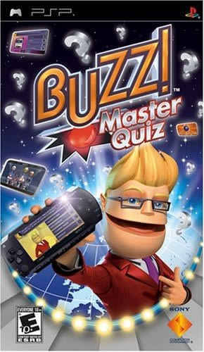 PSP Buzz Master Quiz 益智少年:找碴大師(美版代購)