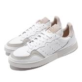 adidas 休閒鞋 Supercourt 白 灰 男鞋 女鞋 運動鞋 【PUMP306】 EE6034