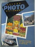 【書寶二手書T3/語言學習_YDE】Oxford photo dictionary_OXFORD UNIVERSITY