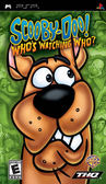 PSP Scooby Doo Who s Watching 史酷比狗狗 誰在看誰(美版代購)