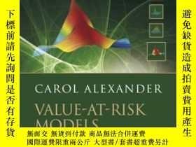 二手書博民逛書店Market罕見Risk Analysis-市場風險分析Y436638 Carol Alexander Wil