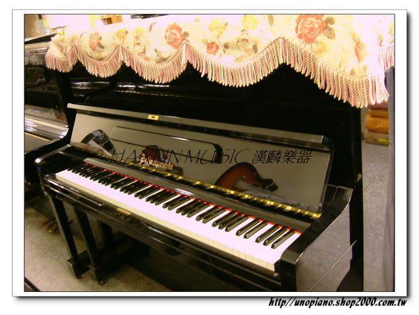 【HLIN漢麟樂器】好評網友推薦-優質二手中古山葉yamaha三號鋼琴-中古二手鋼琴中心01