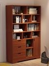書櫃 簡易書架落地多層置物架組合簡約現代...