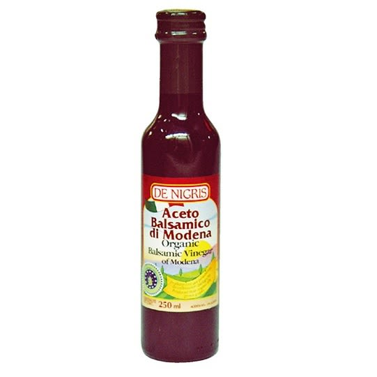 蒙地娜有機陳釀葡萄醋 6年(250ml)