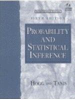 二手書博民逛書店 《Probability And Statistical Inference(Included CD-ROM)》 R2Y ISBN:0130291625│Hogg,Tanis