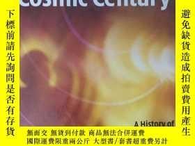 二手書博民逛書店美版精裝罕見The Cosmic Century: A Hist