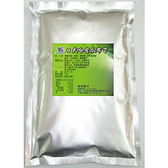 布丁果凍粉-日式哈密瓜布丁粉 (1kg)