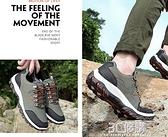 增高鞋 2019春季新款時尚男鞋運動休閒鞋跑步鞋男士防水棉鞋旅游鞋登山鞋 3C優購