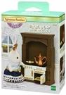 日本森林家族TOWN廚爐組_EP29520(不含森林玩偶內含廚櫃爐茶壺)