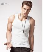 男士背心男棉質青年透氣修身型運動健身緊身無袖跨欄打底夏季潮牌 情人節禮物