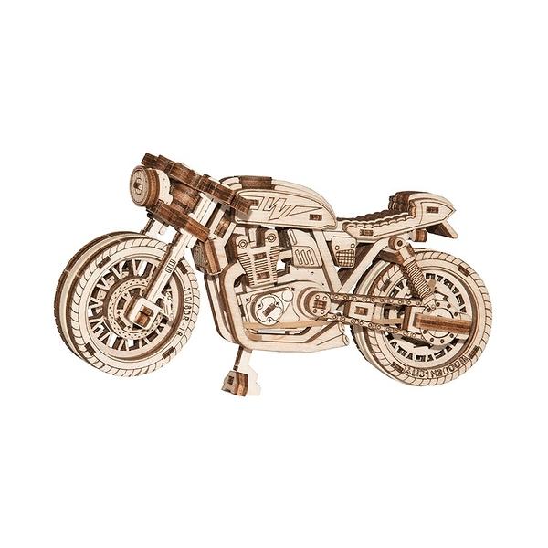 WOODEN CITY 動力模型/檔車傳奇 cafe racer (摩托車)