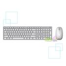 ◤好康◢ ASUS 原廠 W5000 輕薄無線鍵盤滑鼠組-銀白色