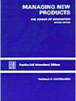二手書博民逛書店 《Managing New Products:The Power of Innovation》 R2Y ISBN:0135541069