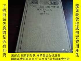 二手書博民逛書店清1897年罕見CONCILION WITH AMERICA 全