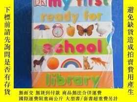 二手書博民逛書店MY罕見FIRST READY FOR SCHIIL LIBRARYY172244