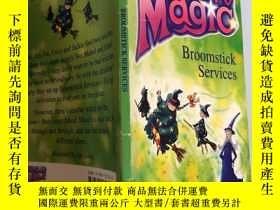 二手書博民逛書店Young罕見Hippo Magic broomstick services 小河馬魔術掃帚 Y200392