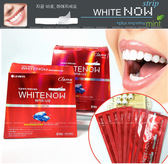 【2wenty6ix】★ 韓國 ★ LG Claren WhiteNOW 牙齒薄荷亮白貼片 (8片/盒) 持久亮白