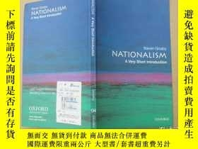 二手書博民逛書店Nationalism:罕見A Very Short Intro