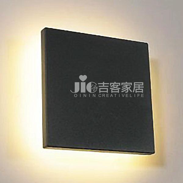 [吉客家居] 戶外燈 JW227-227B  防水戶外燈 金屬烤漆造型時尚後現代工業餐廳民宿咖啡館居家