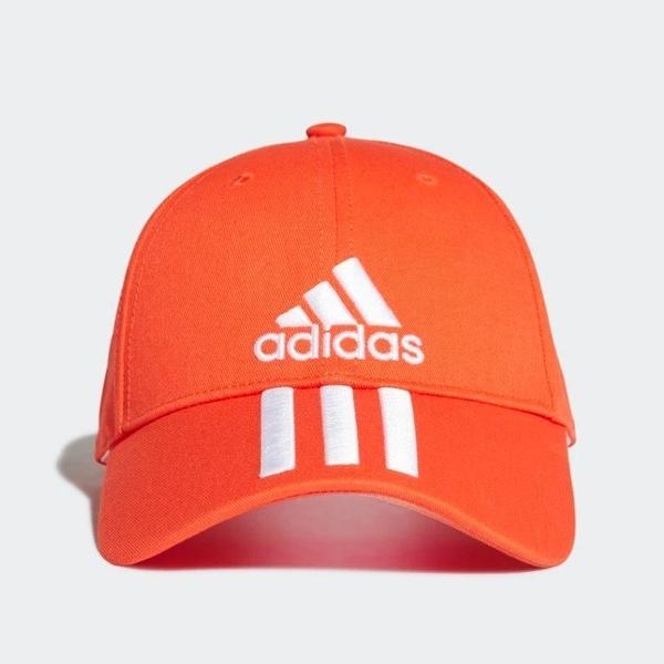 ADIDAS 6P 3S CAP COTTO 老帽 棒球帽 運動帽 DZ9320 後可調整式【iSport愛運動】